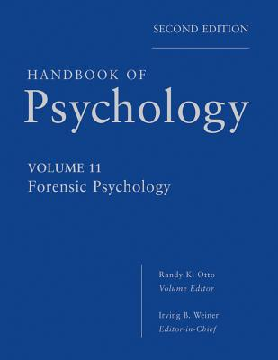 Handbook of Psychology By Weiner, Irving B./ Otto, Randy K.